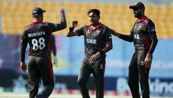 UAE lose to impressive Jersey side in T20 cricket