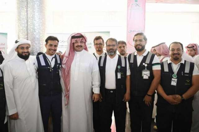 سمو أمير عسير يدشن الحملة الوطنية للتوعية من سرطان الثدي والتطعيم ضد الأنفلونزا بالمنطقة