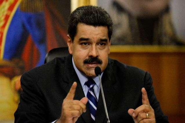 Venezuelan President Says Heading to Azerbaijan for Non-Aligned Movement's Summit