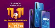 Realme offering amazing discount on best-selling budget hero realme 5 at Daraz 11.11 sale