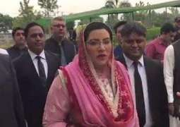 IHC accepts unconditional apology of Dr. Firdous Ashiq Awan
