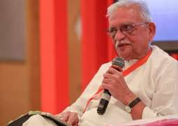 Indian poet Gulzar talks about  power of translations at Sharjah Book Fair