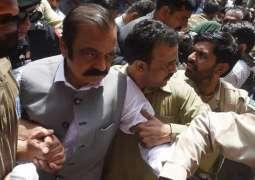 Court extends till Nov 16 judicial remand of Rana Sana Ullah