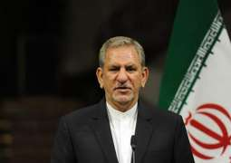 Iran Ready to Counter Challenges to Global Commercial Shipping - First Vice President