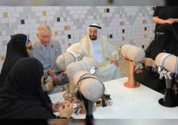 Sharjah is a hub of investment in contemporary crafts, an incubator of Emirati heritage: Sultan Al Qasimi