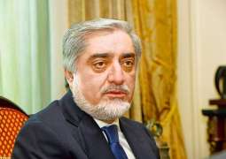 Afghan Chief Executive Calls on SCO Members to Bolster Anti-Terror Cooperation