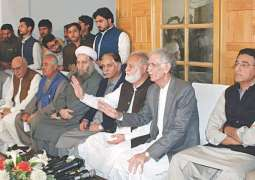 Azadi March: Govt's negotiating committee to resume talks with Rehbar Committee today