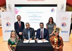 Etihad Airways, Tourism Malaysia partner to promote travel to Malaysia