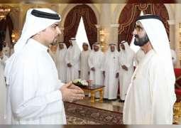 Mohammed bin Rashid congratulates DUBAI FDI on winning chairmanship of WIPA