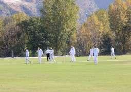 Sindh 147 for three after Omair Bin Yousaf's half-century