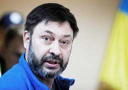 Journalist Vyshinsky Urges Media to Continue Covering Situation in Ukraine