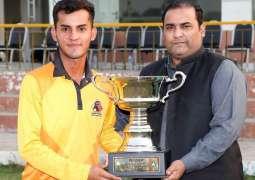 Saim's 79 help Sindh U19 clinch National U19 One-Day Tournament