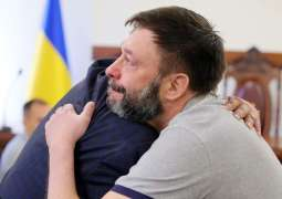 OSCE's Desir Hopes Kiev to Drop All Charges Against Vyshinsky