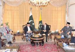 ASEAN parliaments can play crucial role for Kashmir resolution, UNSC disappointed Kashmiri people: AJK President