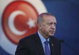 Erdogan Accuses UEFA of Discriminating Against Turkey Amid Military Salute Probe