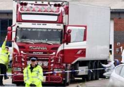 UK Police Formally Identify All Migrants Found Dead in Truck in Essex
