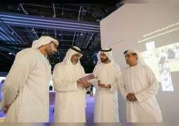 Khalid bin Mohamed bin Zayed briefed on Abu Dhabi's five-year Culture Sector Strategy