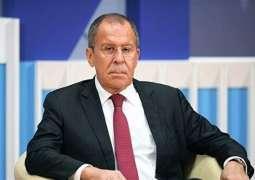 Lavrov Calls for Promoting Inter-Korean Negotiations for Sake of Denuclearization