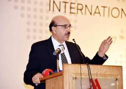 Masood Khan urges reaching out to legal experts for resolution of Kashmir dispute