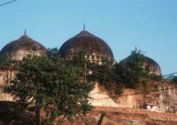 Tensions Over Babri Mosque Prompt Boosted Security Measures in Northern India - Reports