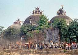 Indian top court issues verdict in favor of Hindus to build temple at Babri mosque