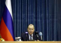 Russian Foreign Minister Sergey Lavrov Praises Progress Made on Syrian Political Settlement