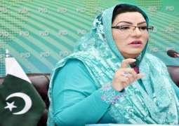Pakistan guarantees, respects rights of minorities: Dr Firdous