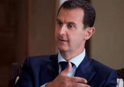 Assad Blasts European Nations for 'Hypocrisy' in Dealing With Syria