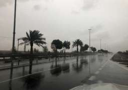Abu Dhabi Police urge careful driving during severe weather