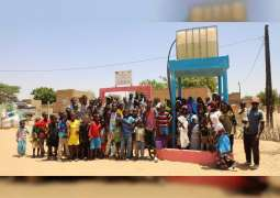 Sharjah Charity International's water project drills 434 wells in 12 countries