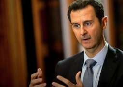 Claims of Chemical Attacks by Syrian Government Irrational, Proven to Be Staged - Assad