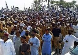 JUI decides to provide ration to Azadi March participants