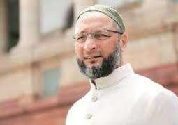 Fight for Babri mosque, not for piece of land, says Owaisi