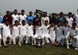 Aamir Ali guides Sindh to National U19 three-day title