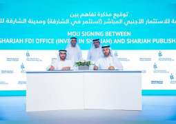 Sharjah Publishing City Free Zone, Invest in Sharjah sign MoU to promote Sharjah's investment landscape