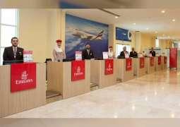 Emirates opens dedicated check-in terminal for cruise passengers at Dubai's Port Rashid