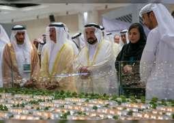 Sheikh Sultan Al Qasimi opens Sharjah FDI Forum 2019