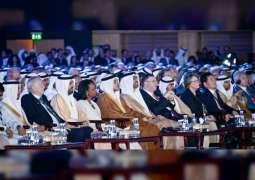 Mansour bin Zayed opens ADIPEC 2019