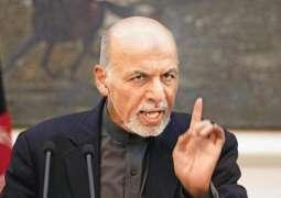 Afghan President Ashraf Ghani Confirms Exchange of Taliban Militants for 2 University Professors