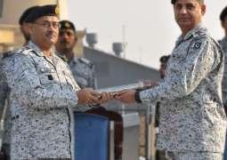 Rear Admiral Muhammad Zubair Shafiquetakes Over As Commander Central Punjab (COMCEP)