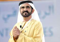Mohammed bin Rashid receives credentials of new ambassadors to UAE