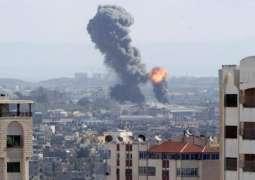 US Embassy in Tel Aviv Suspends Visa, Non-Emergency Services Amid Gaza Rocket Attacks