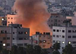 Palestinian Killed in Israeli Air Raid in Central Gaza Strip - Palestinian Health Ministry