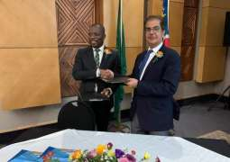 DP World to develop free economic zone for industry and logistics in Namibia