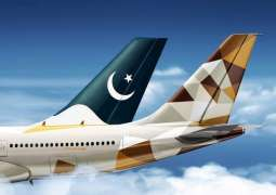 Etihad Airways, Pakistan's PIA relaunch codeshare partnership