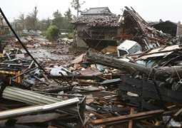 Nearly 15% of Typhoon Hagibis' Victims Died Outdoors Due to Work, Commuting - Survey