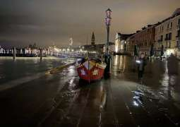 Two People Die in Catastrophic Flood in Venetian Lagoon - Reports