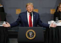 Trump Working, Not Watching First Open Impeachment Hearing on Wednesday - White House
