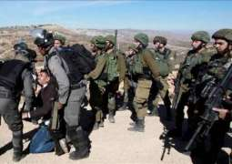 Israeli Forces Detain 11 Palestinians in West Bank - Reports