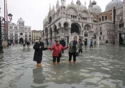 Damages to Venice Due to Floods Estimated at At Least $1Bln - Mayor